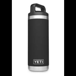 YETI YETI Rambler 18 Oz (532ml) Bottle Black