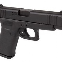 Glock G48 9mm Fixed Sight 2 Magazines All Black Finish