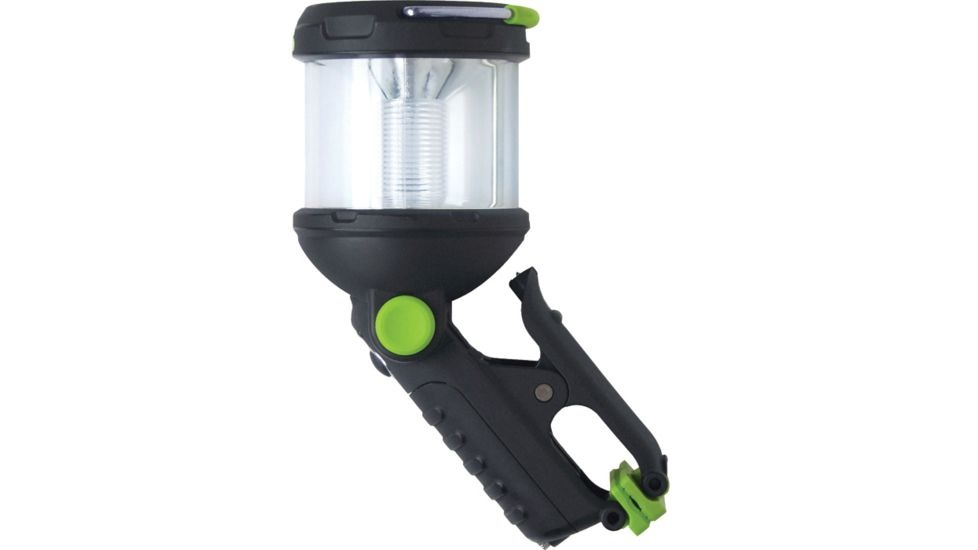 BlackFire ClampLight BackPack 125/65 Lumens LED Flashlight 3AAA