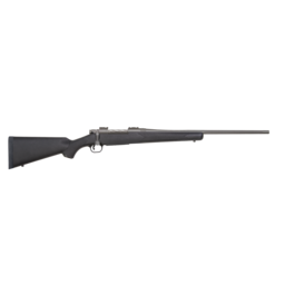 """Mossberg Patriot 7mm Rem. Mag. Cerakote Stainless, 22"""" Fluted Barrel Synthetic Stock"""