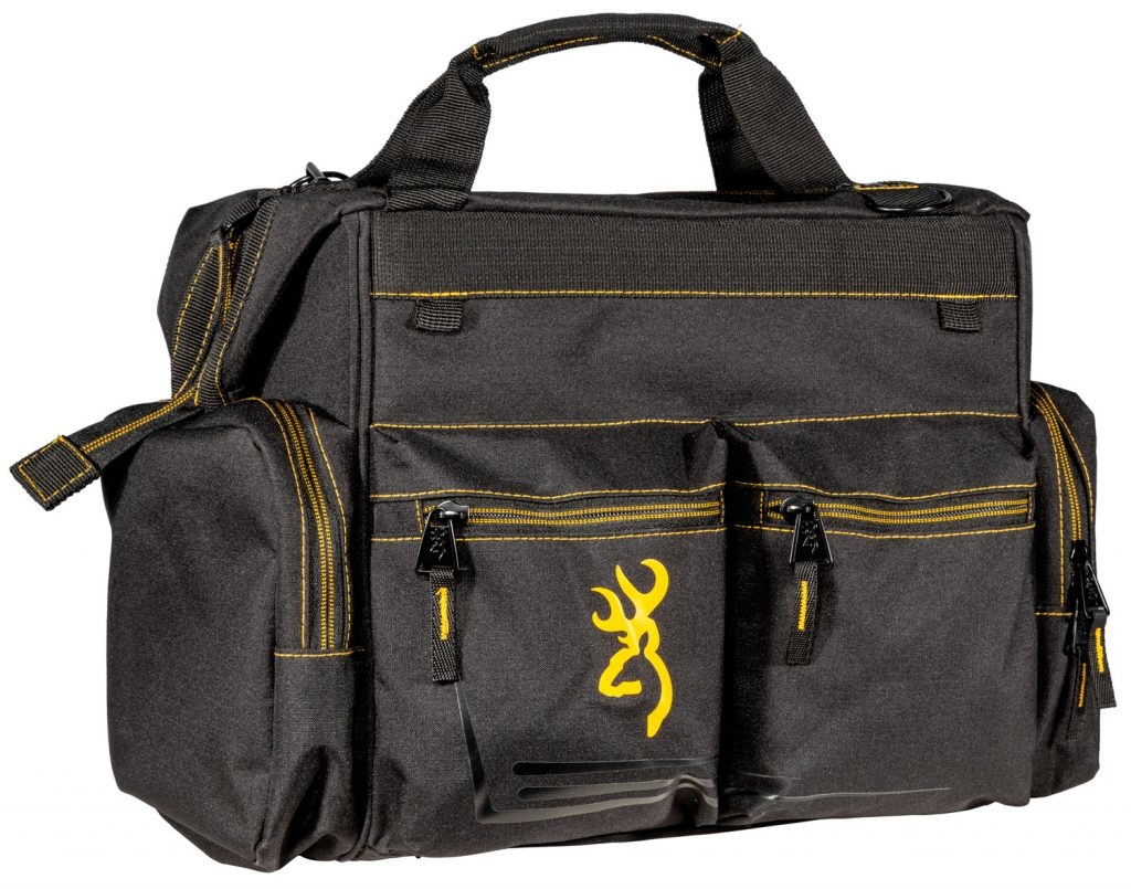Browning Browning Black and Gold Range Bag