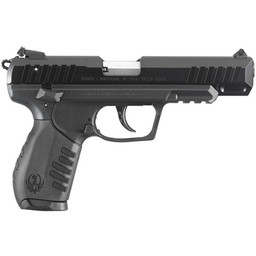 "Ruger SR22 22LR 4.5"" Barrel Black Anodized Aluminum"