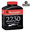 Accurate Powder 1 LB 2230 Smokeless