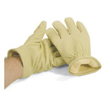 Fully Lined Pig Grain Leather Driving Gloves