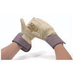 G. Hjukstrom Ltd. Fully Lined Pig Grain Leather Gloves