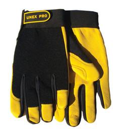 G. Hjukstrom Ltd. Glove General Purpose Natural Deer Skin Palm Extra Large