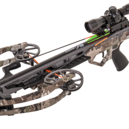 Bear Constrictor Compound Crossbow Package 410 FPS Camo Finish