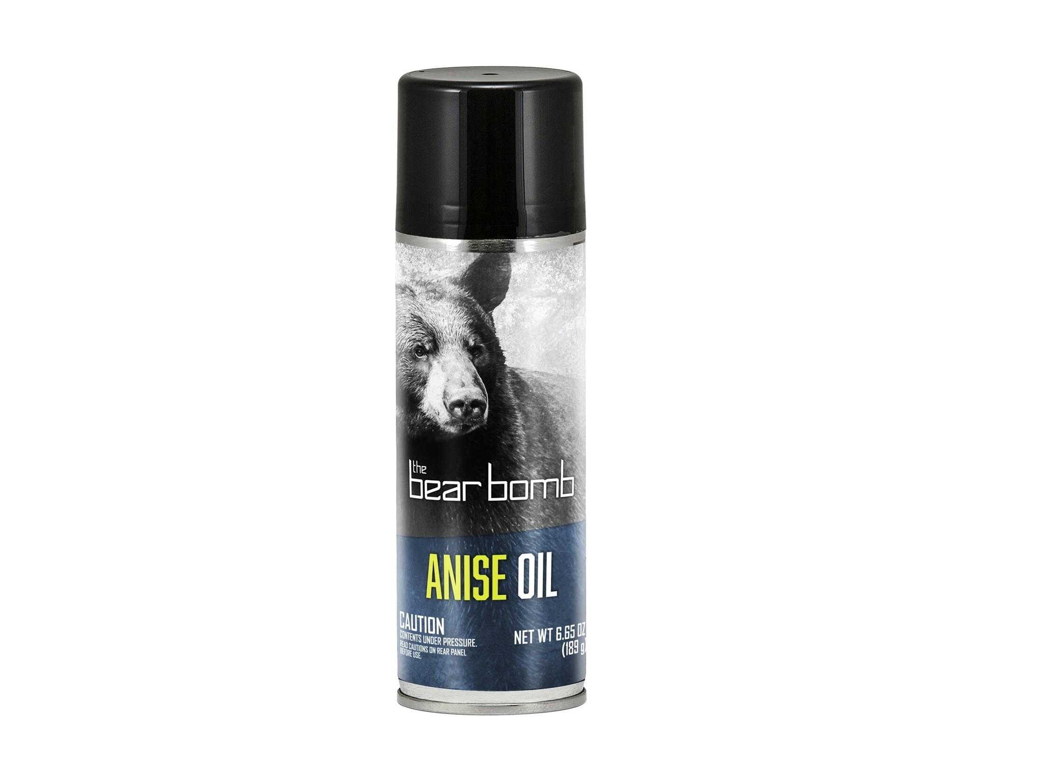 Buck Bomb Bear Bomb Anise Oil Scent Fogger 5oz
