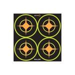 "Allen EZ Aim Splash Adhesive Aming Dots 3"", (48 Dots/Pack)"