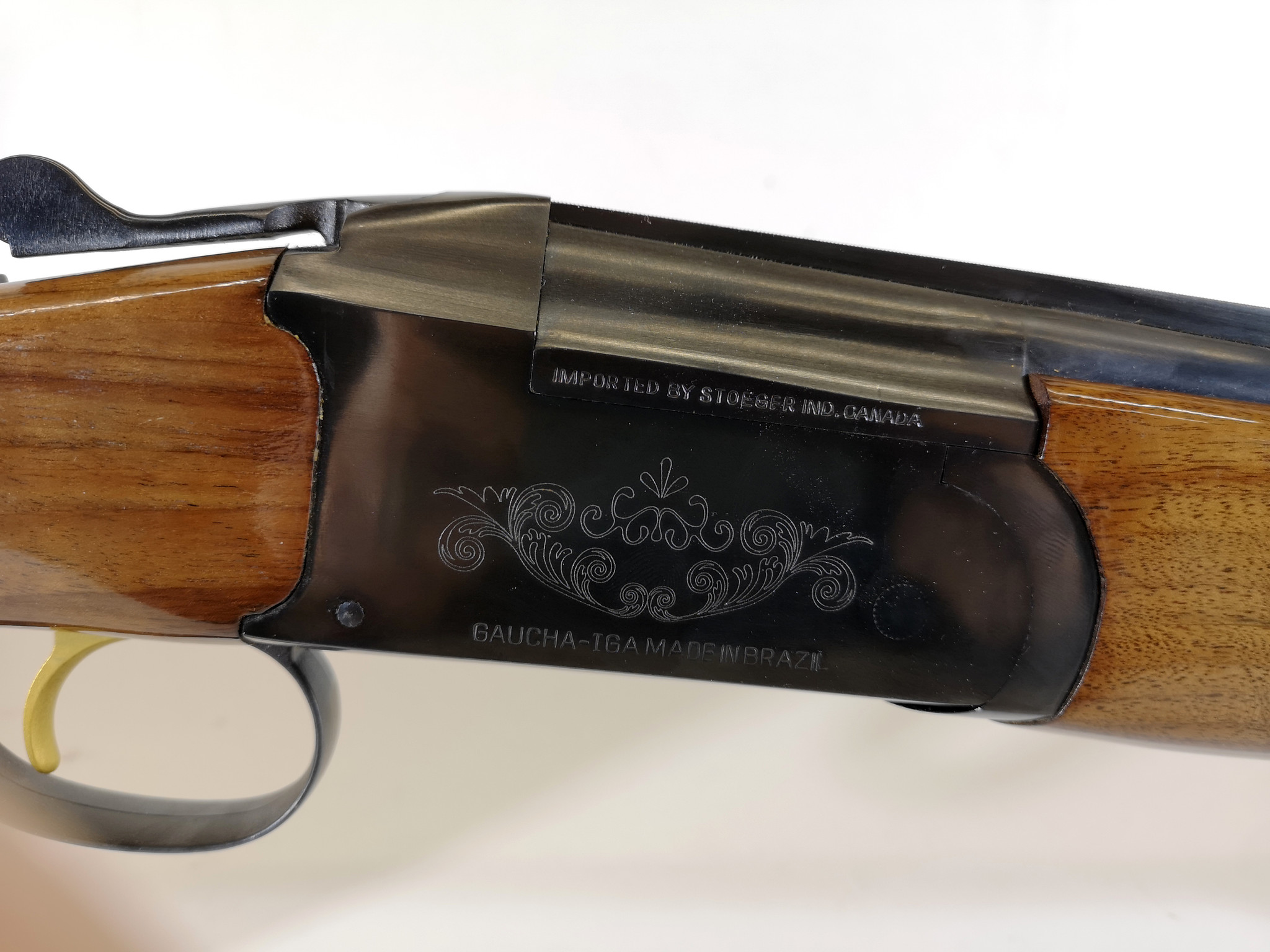 """Stoeger UG-13483 USED Stoeger Condor Competition 12 Gauge 3"""" Chamber Left Hand With 8 Chokes"""