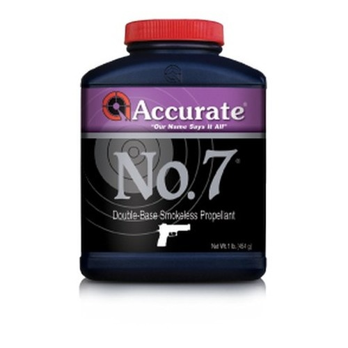 Accurate Powder No.7 Smokeless Propellant 1 LB
