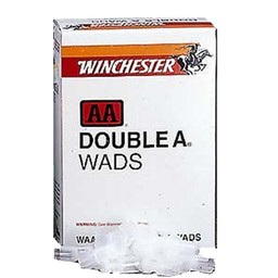 """Winchester Winchester """"AA"""" 20 Gauge Wads 7/8-1 1/4oz. (250-Count)"""