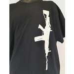 AR-15 Graphic Triggers and Bows T-Shirt