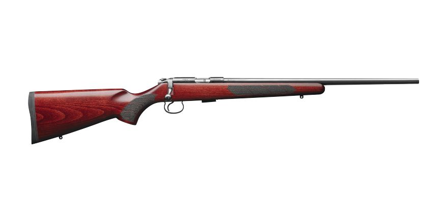 CZ 455 American Red Bolt Action Rifles