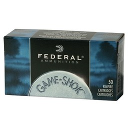 Federal Federal  22 LR Bird Shot #12 50 Round