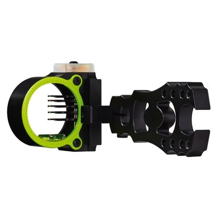 Black Gold Rush 5-Pin Left Hand Archery Sight