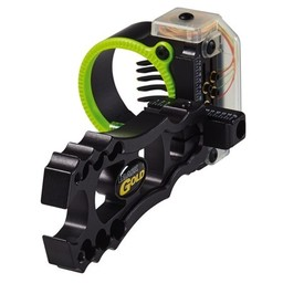 Black Gold Rush 5 Pin Right Hand Archery Sight