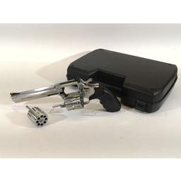 ALPHA UHG-6770 USED Alphs Pro Revolver .22LR/.22Mag. Stainless