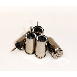 9mm Luger Push Pins (5-Pack)