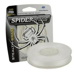 Spiderwire Spiderwire Stealth-Braid Translucent 30Lb 200 Yards
