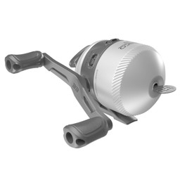 Zebco Zebco 33 Spincast Reel 10# Silver Finish
