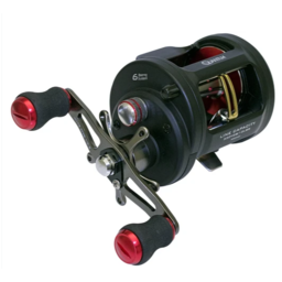 Quantum Quantum Nova 100 Bass/Walleye Continuous Anti-Reverse Clutch Reel