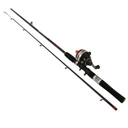 Zebco Zebco Rhino 6' Medium Spin Cast Rod/Reel Combo12#