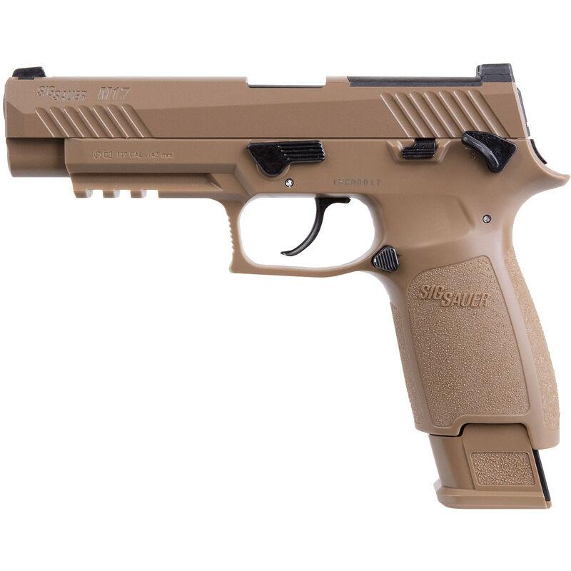 Sig Sauer M17 .177 Pellet Pistol Coyote Brown Finish 430 FPS
