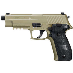 Sig Sauer P226 Air Pistol .177 Cal. Co2 Coyote Brown 480FPS