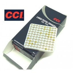 CCI CCI Large Pistol Primers No. 300 (100-Count)