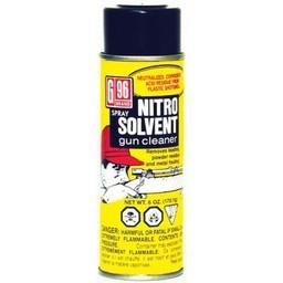 G96 Nitro Solvent 6 Oz Aerosol Can