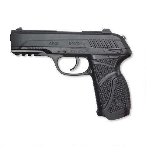 Gamo PT-85 Blowback Semi-Automatic CO2 Pellet Pistol  177 Cal