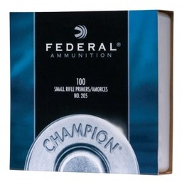 Federal Federal Large Magnum Rifle Primers No. 215 (100-Count)