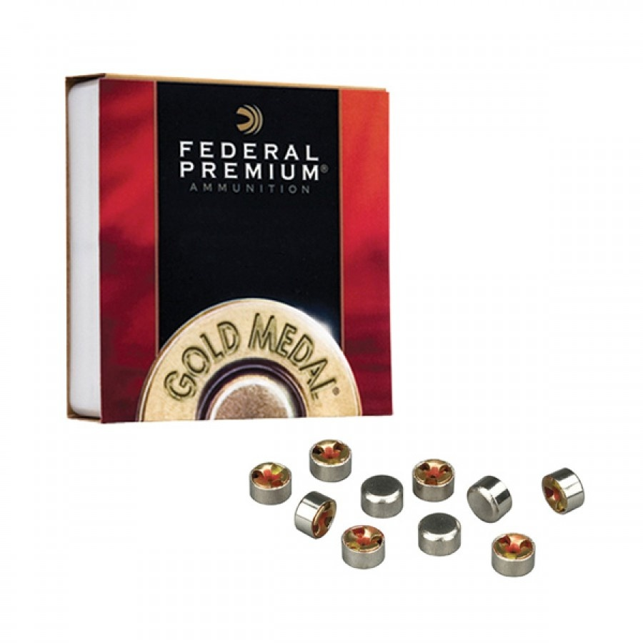 Federal Premium Federal Premium Gold Medal Large Pistol Primers (100-Count)