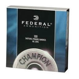 Federal Premium Federal Premium Small Magnum Pistol Primers (100-Count)