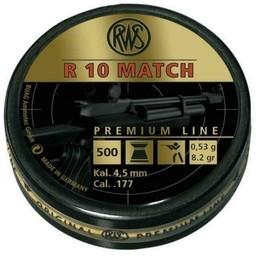 RWS R 10 Match Premium Line (500 Count)
