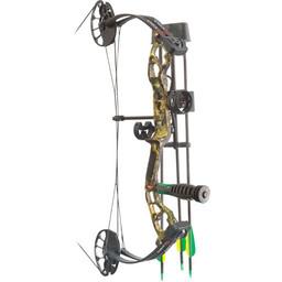 PSE RTS Miniburner Right Hand 25-40 Mossy Oak Country Camo
