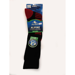 J.B. Field's J.B. Field's Alpine Ski Socks Merino Wool