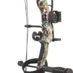 "PSE Uprising Mossy Oak Break Up Country Camo 27"" 50# Right Hand RTS"