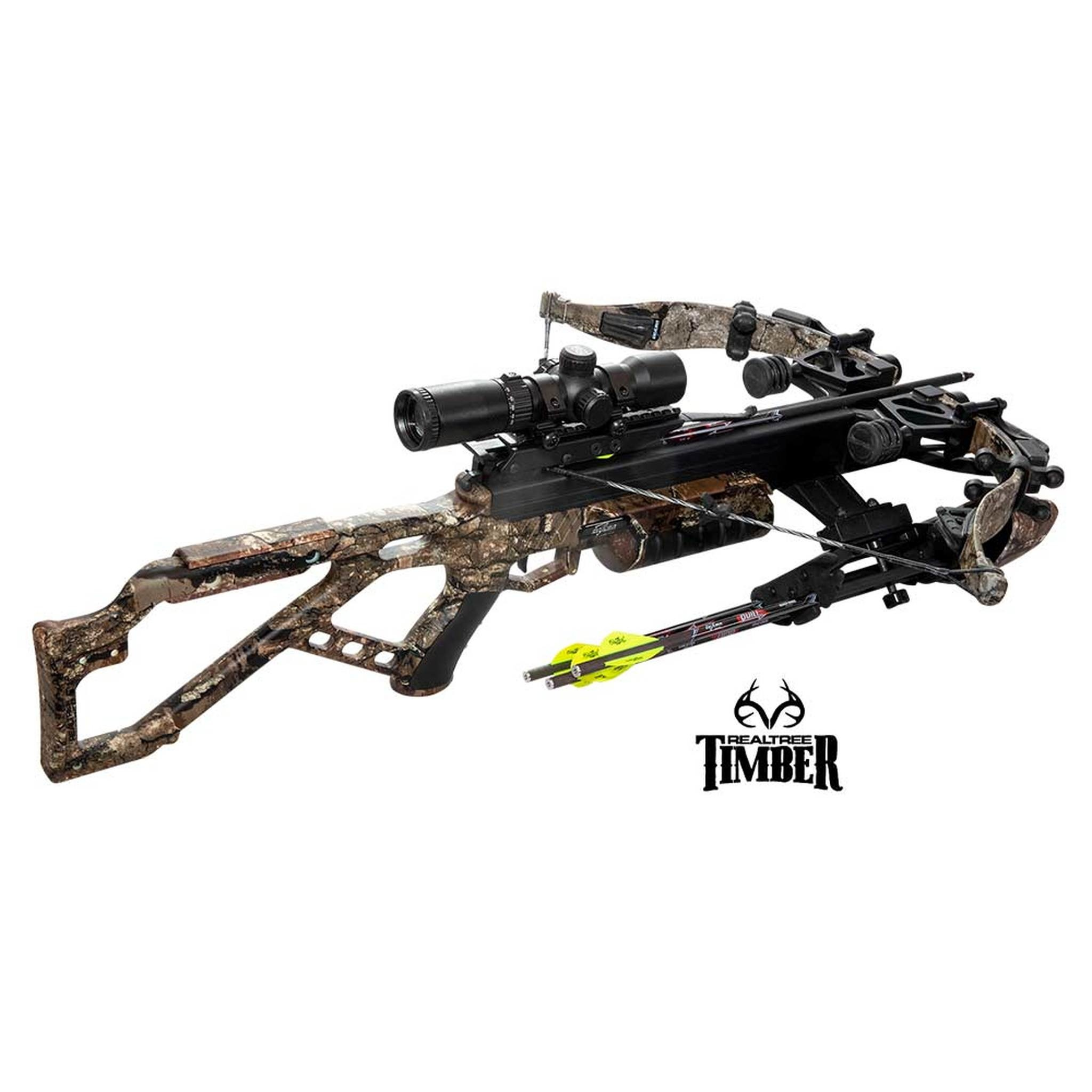 Excalibur Excalibur Micro 340TD RT Timber Camo Package