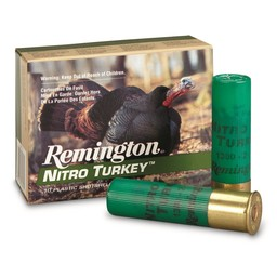 "Remington Remington 12 Gauge 2 3/4"" Nitro Turkey #5 (10 Rounds)"