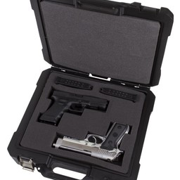Flambeau Outdoors Flambeau Safeshot Double Pistol Case 13.5""