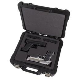 "Flambeau Outdoors Flambeau Safeshot Double Pistol Case 13.5"""