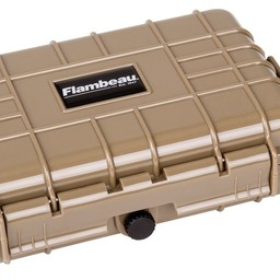 Flambeau Outdoors Flambeau HD Tuff Box 400 Series Tan