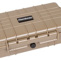 Flambeau Outdoors Flambeau HD Tuff Box 600 Series Tan