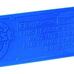 Flambeau Outdoors Flambeau Zerust Plaque Adhesive Disc