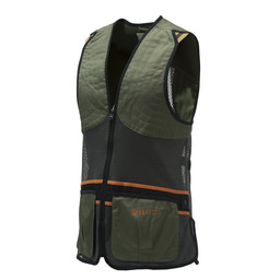 Beretta Beretta Full Mesh Shooting Vest 2XL (Dark Olive)