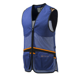 Beretta Beretta Full Mesh Shooting Vest L (Blue)
