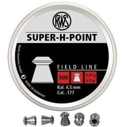 RWS Super-H Point .177 Pellet 6.9 Grain (500 )
