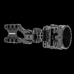 Spot Hogg Spot Hogg Grinder Micro 5-Pin Sight w/ Multi Ring Technology .19 LH